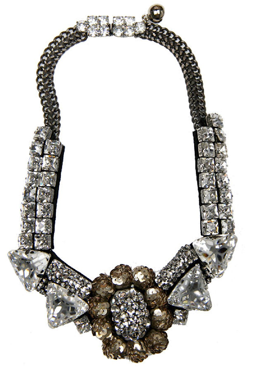 necklace pin access at pinterest operandi shourouk my gilda moda