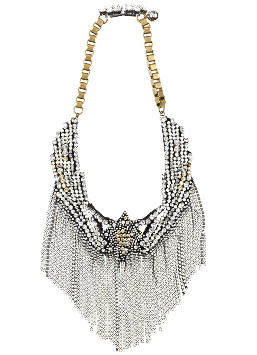 WHAT INSPIRED ME TODAY : SHOUROUK NECKLACES