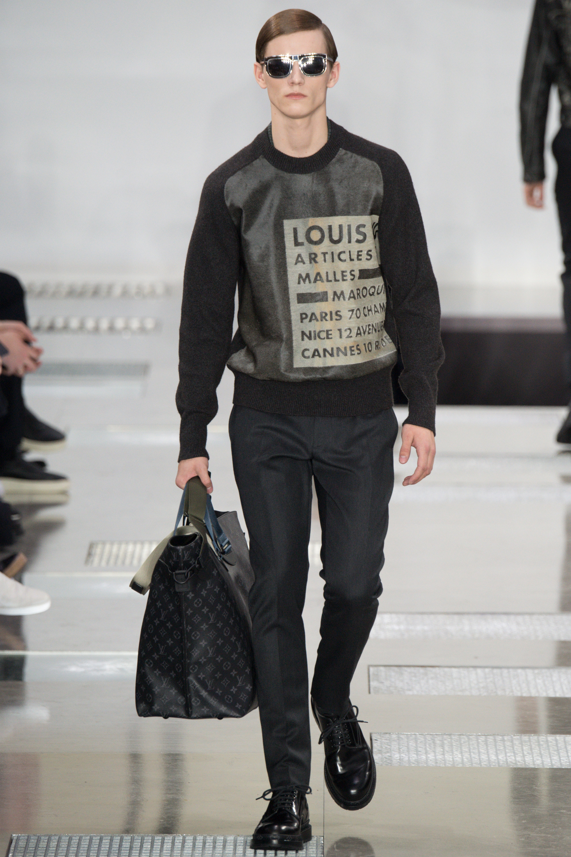 mens fw16 runway louis vuitton