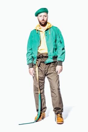 Engineered Garments18mss18-71417