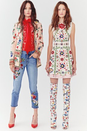Alice and Olivia-12SS18-91017