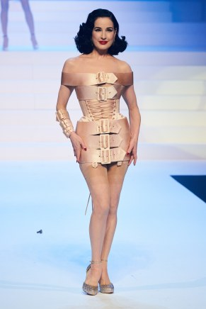 Jean Paul Gaultier-13ss20-couture
